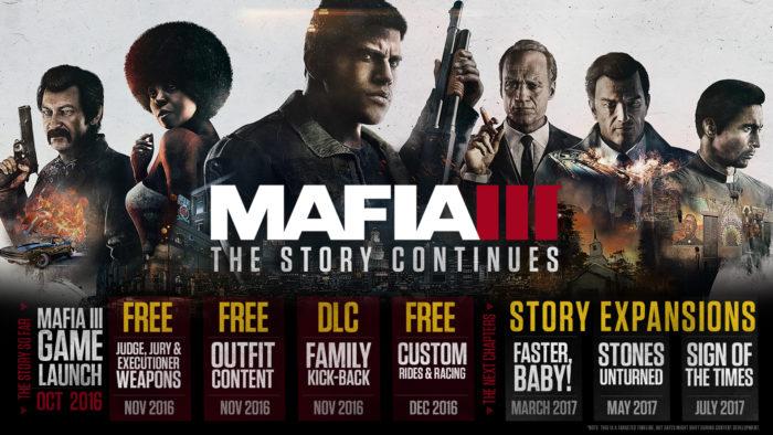 Mafia 3 DLC Poster