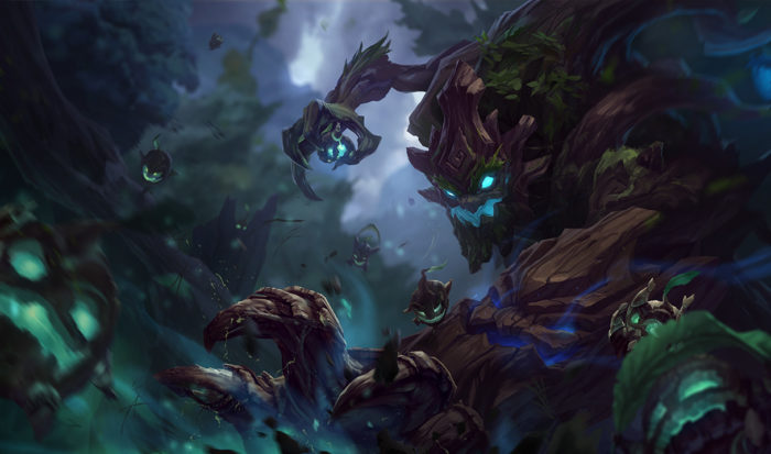 Maokai League of Legends