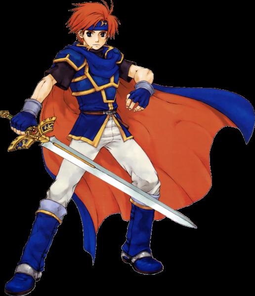 Roy Fire Emblem Binding Blade