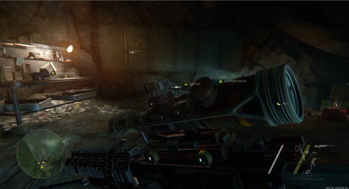 Sniper Ghost Warrior Base