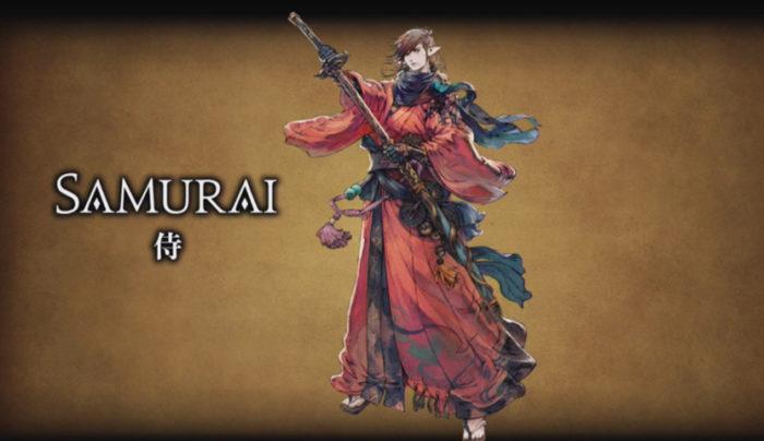 Samurai, Stormblood