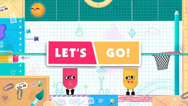 Snipperclips is a switch launch title