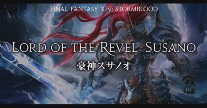 FFXIV Stormblood Susano