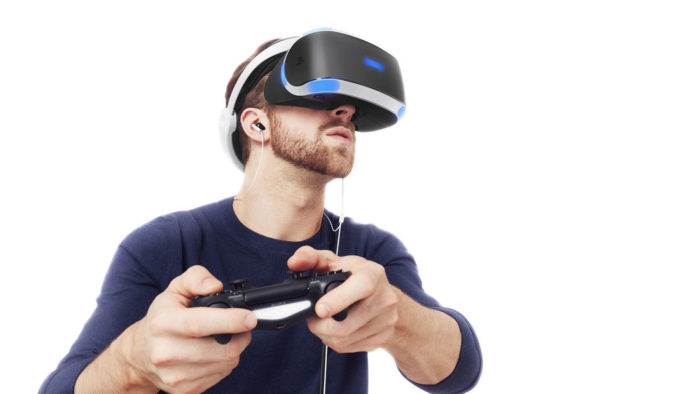 Gaming Feature Virtual Reality