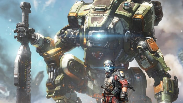 Top 25 Best Video Games 2016 Titanfall 2