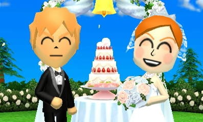 Tomodachi Life Marriage
