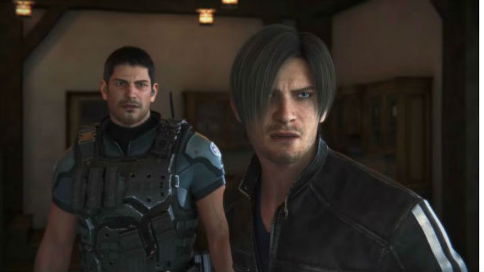 Resident Evil Vendetta Out This Summer Starring Leon Kennedy And Chris Redfield