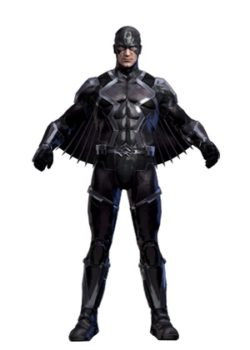 Black Bolt ANAD
