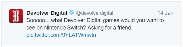 devolver nintendo switch game