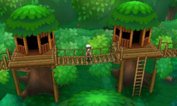 Fortree City Gym (ORAS)