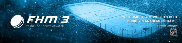 franchise hockey manager 3 header
