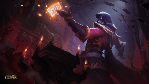 League of Legends Blood Moon TF