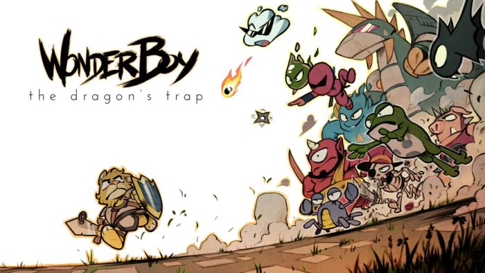 Wonder Boy: The Dragon's Trap launch trailer
