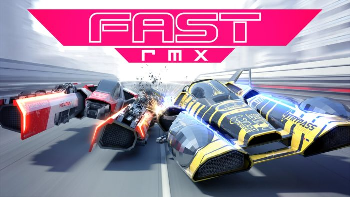 fast rmx, fast racing neo, switch