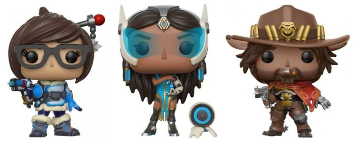 overwatch, funko pops, wave 2, release date, eb games, pre-order