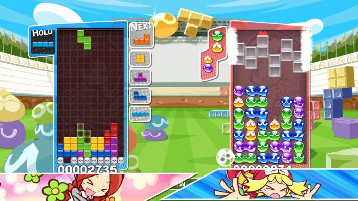 puyo puyo tetris, release date, ps4, nintendo switch
