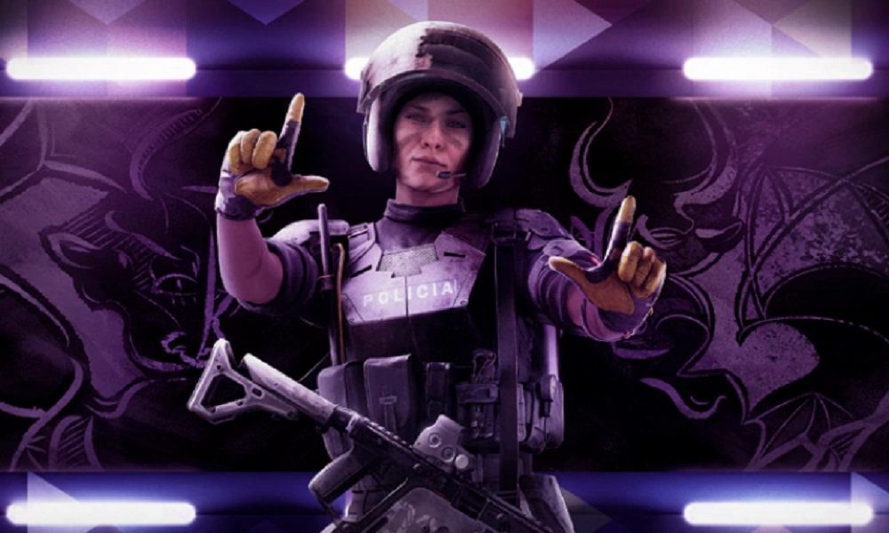 rainbow six siege has another new character revealed