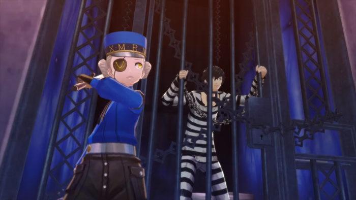 velvet room Persona 5