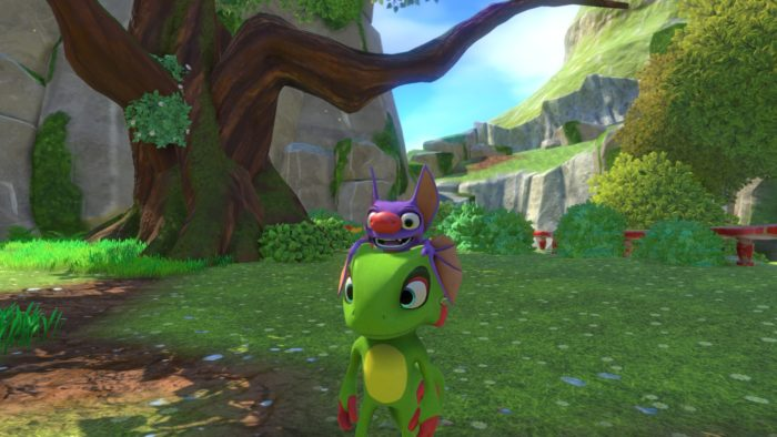 Yooka-Laylee, review