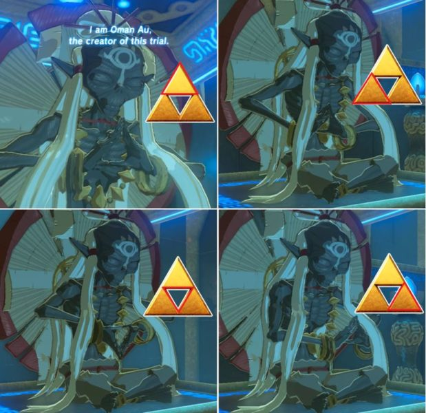 Breath of the Wild Triforce