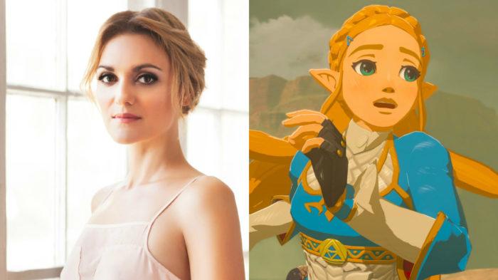 Breath of the Wild, Zelda
