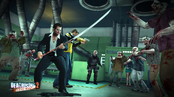 Dead Rising 2, Dead Rising 2: Case West