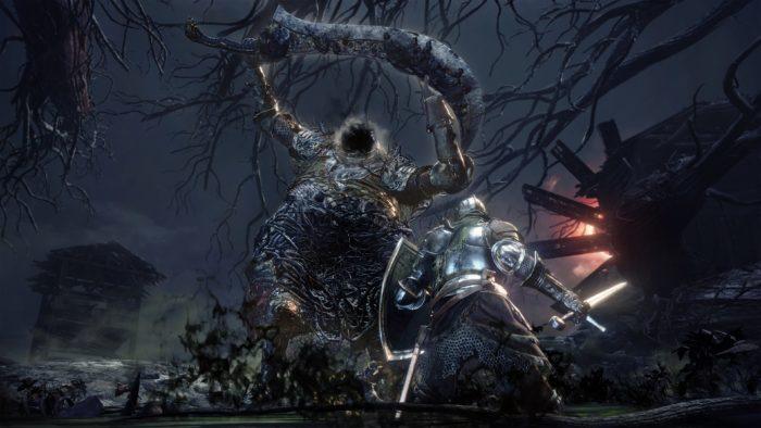 Dark Souls III: The Ringed City