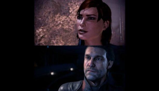 Close Up - Mass Effect / Mass Effect 2
