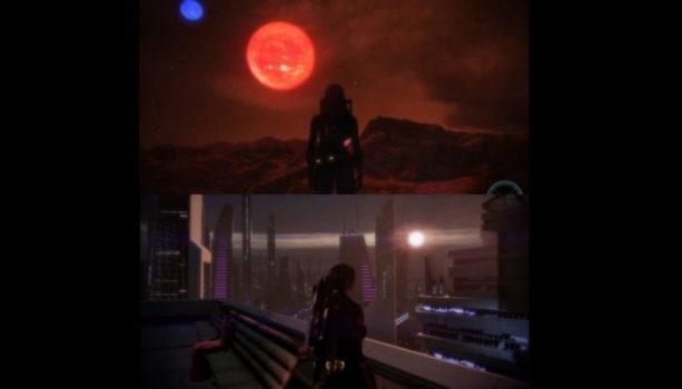 The Great Outdoors - Mass Effect / Mass Effect 2