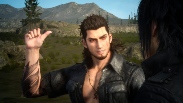 episode gladiolus, final fantasy XV, DLC