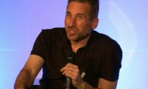 Ken Levine's Ghost Story