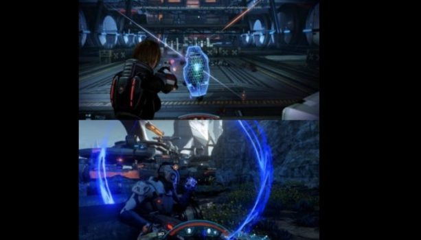 Pure Combat - Mass Effect 3 / Andromeda