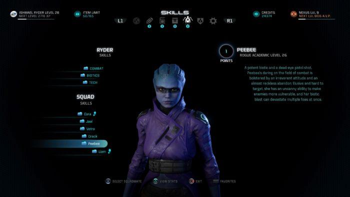Peebee Mass Effect™: Andromeda_20170319143528
