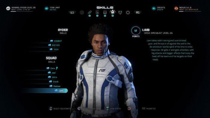 Liam Mass Effect™: Andromeda_20170319143801