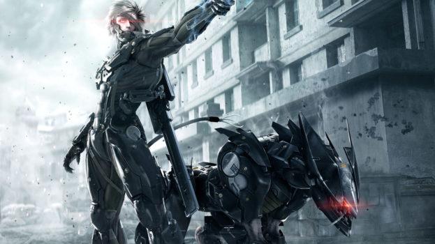 Metal Gear Rising: Revengeance - Metacritic Score: 80