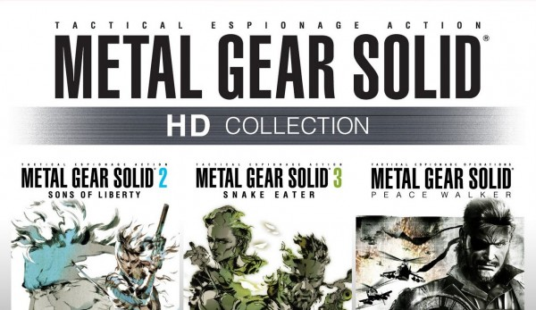 Metal Gear Solid HD Collection - Metacritic Score: 90
