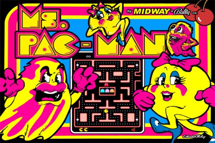 Ms-Pac-Man