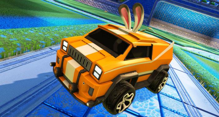 Rocket League, Easter