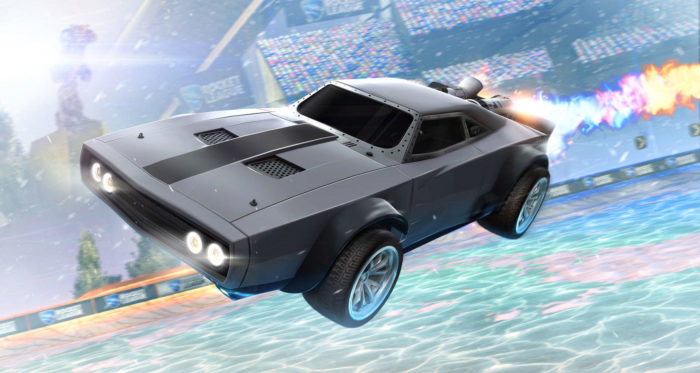 Rocket League, The Fate of the Furious