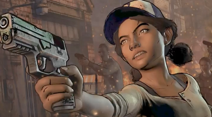 The Walking Dead A New Frontier Thicker than Water