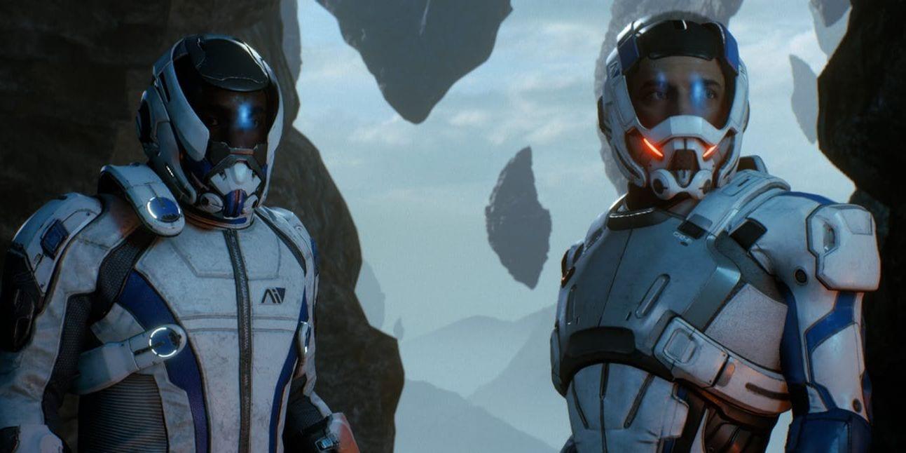 Mass Effect Andromeda max level cap
