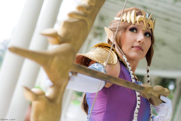 Zelda, cosplay