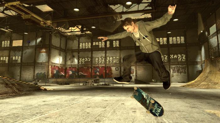 Tony Hawk's Pro Skater HD, Tony Hawk's Pro Skater