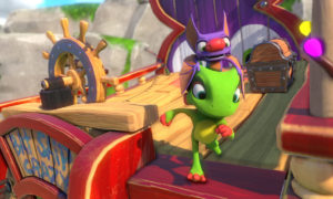 Yooka-Laylee Preview, xbox one, april 2017, video game, releases