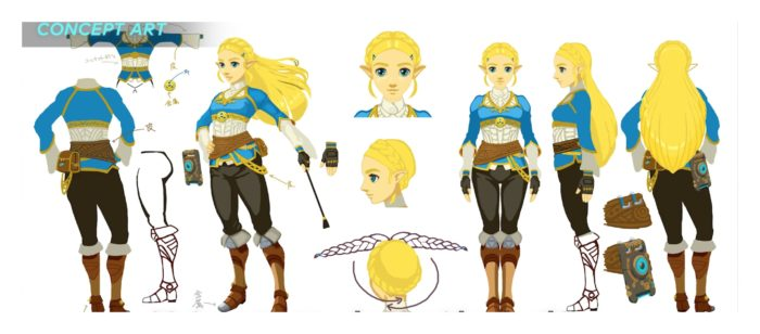 behind the scenes, zelda, breath of the wild, videos