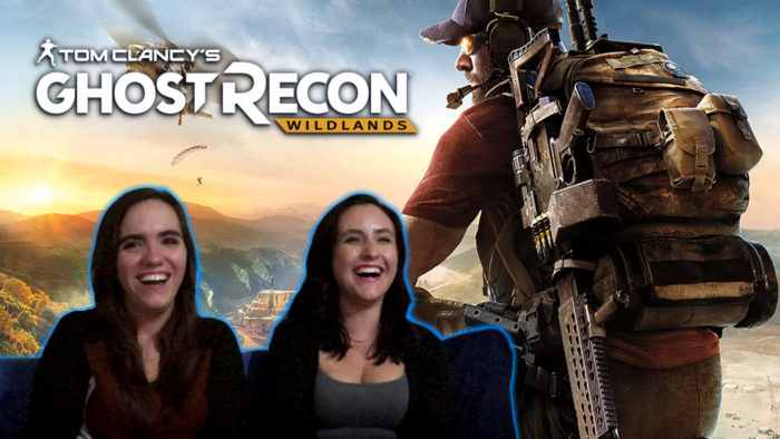 ghost recon wildlands gameplay