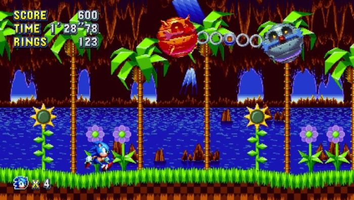 See What S New In Green Hill Zone With 5 Minutes Of Sonic Mania Gameplay