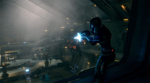 mass effect andromeda multiplayer