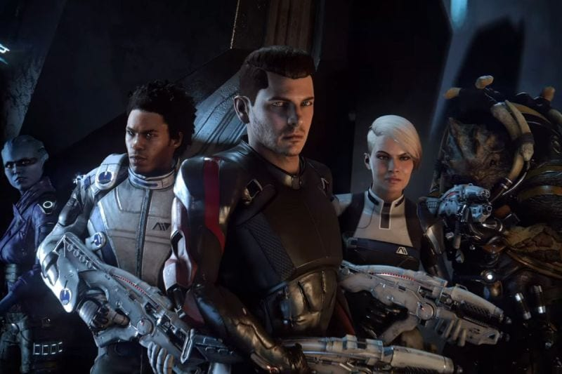 Mass Effect Andromeda new game plus