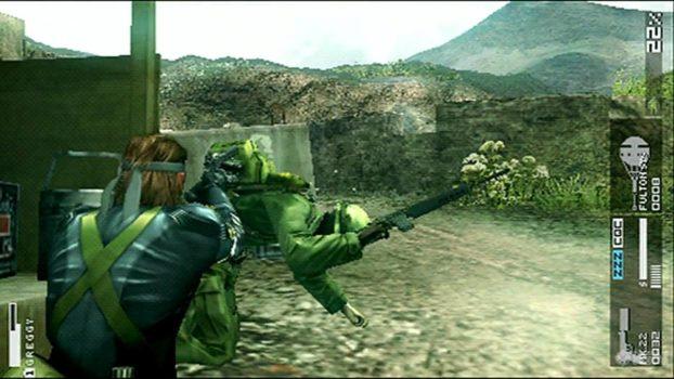 Metal Gear Solid: Peace Walker - Metacritic Score: 89